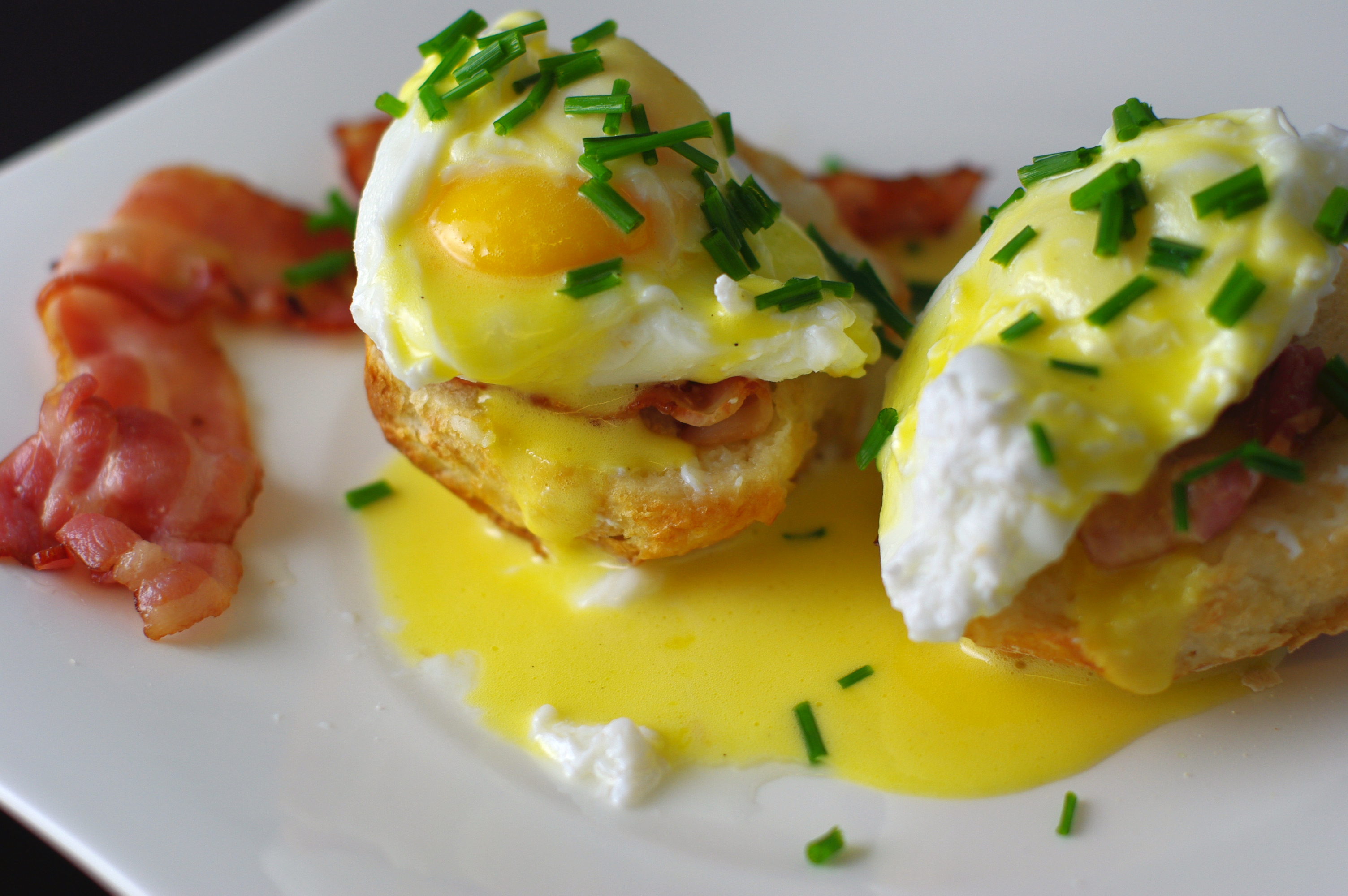 All About Eggs Benedict