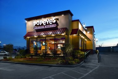 The Story of Popeyes Louisiana Kitchen