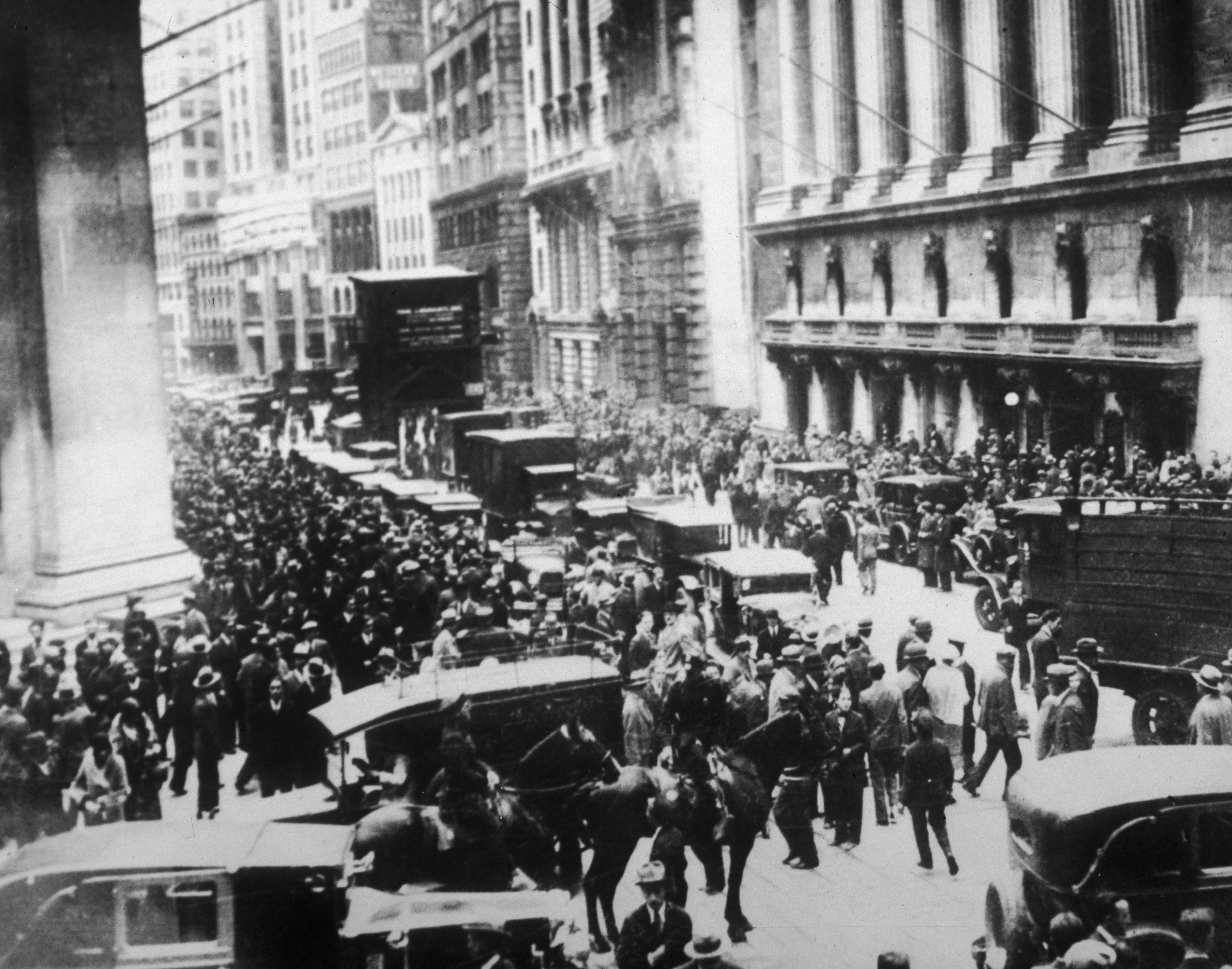 Black Tuesday: The Wall Street Crash of 1929
