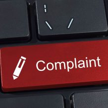 Avoiding negative reviews online