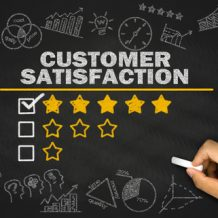 How a business should handle bad online reviews
