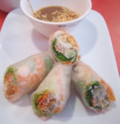 Spring and Egg Rolls